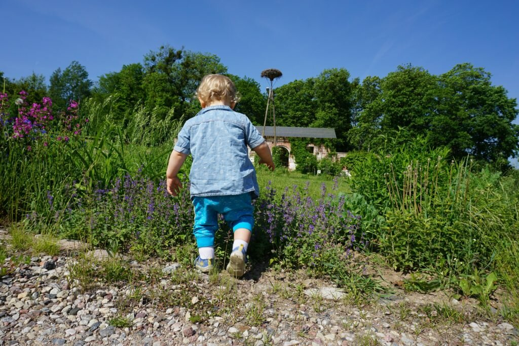 Najmłodszy w biegu wakacje z niemowlakiem