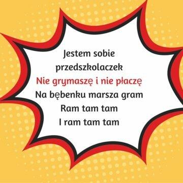 Piosenki dla dzieci – o czym oni śpiewają?!?