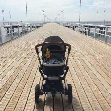 Wakacje z niemowlakiem – pięć powodów, które (niesłusznie) zniechęcają do wyjazdu
